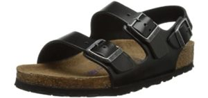 Birkenstock Men's Milano - Sandals with a Cork Footbed