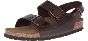 Birkenstock Women's Milano - Sandals with a Cork Footbed