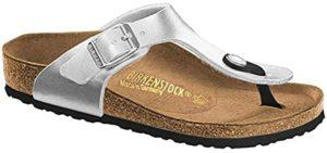 Birkenstock Women's Gizeh - Cork Footbed Sandal