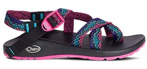Chaco Women's Classic Z2 - Sports Sandals for Flat Feet