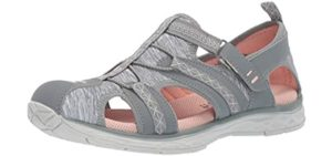 Dr. Scholls Women's Andrews - Fisherman Style Orthopedic Sandals