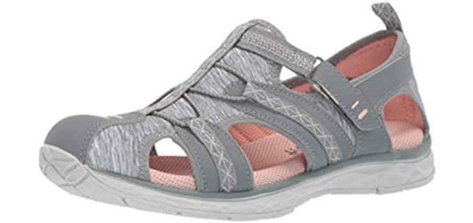 Dr. Scholls Women's Andrews - Fisherman Style Orthopedic Sandals