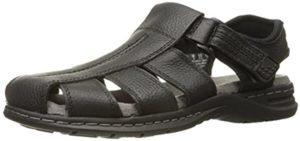 Dr. Scholls Men's Gaston - Big Feet Dress Sandals