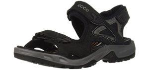 ECCO Men's Yucatan - Big Feet Outdoor Sandals