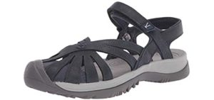 Keen Women's Rose - Comfortable Walking Sandals