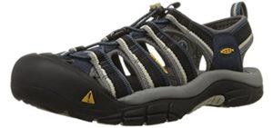 Keen Men's Newport H20 - Back Pain Outdoor Sandals
