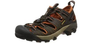 Keen Men's Arroyo - Comfortable Walking Sandals