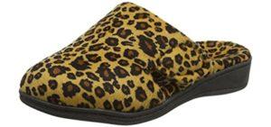 Vionic Women's Gemma - Slippers for Narrow Feet