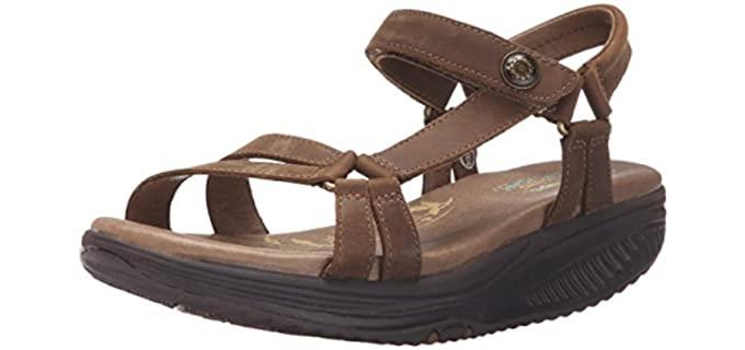 Skechers Women's Tone Ups 5 - Platform Comfort Sandals