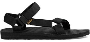Teva Men's Original - Sports Sandal with a Zero Drop Sole