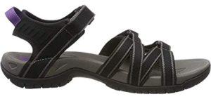 Teva Women's Tirra - Outdoor Sandals for Big Feet