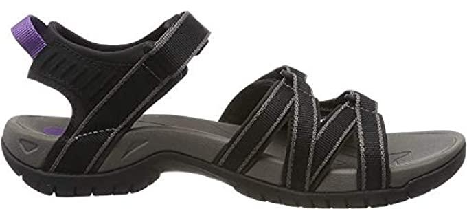 Teva Women's Tirra - Outdoor Sandals for Cruise Ships