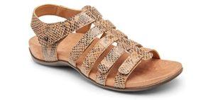 Vionic Women's Rest Harissa - Back Pain Dress Sandals