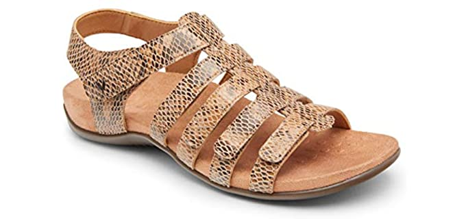 Vionic Women's Rest Harissa - Comfortable Dress Sandals