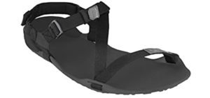 Xero Shoes Men's Z-Trek - Zero Drop Sandal