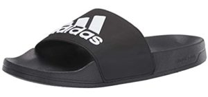 Adidas Men's Adilette Shower - Shower Slide Sandals