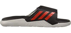 Adidas Women's Questar - Slide Sandals for Big Feet