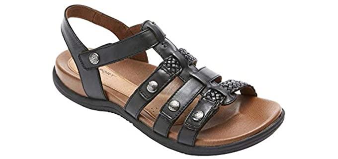 Cobb Hill Women's Rubey - T Strap Sandals