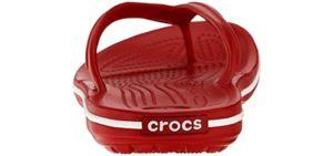 Crocs Women's Crocband - Athlete's Foot Flip Flop