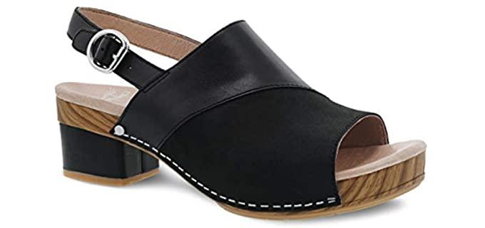 Dansko Women's Madalyn - Clog Sandals