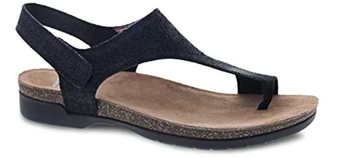 Dansko Women's Reece - Thong Flat Sandals