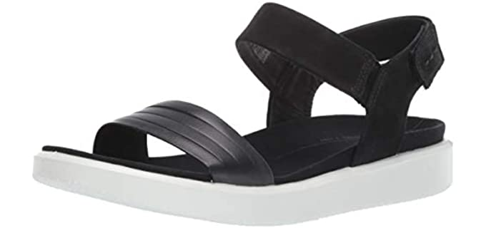 ECCO Women's Flowt - Sandals for Cruise Ships