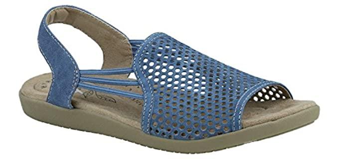 Earth Origins Women's Hadley - Cushioned Sandals