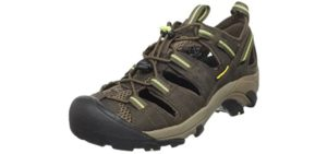 Keen Women's Arroyo - Sporty Sandals for Cracked Heels