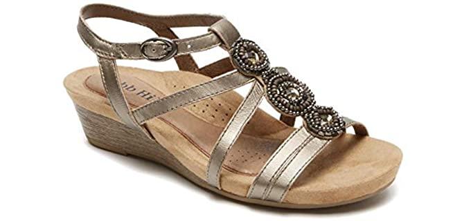Cobb Hill Women's Hannah - Comfort Sandals