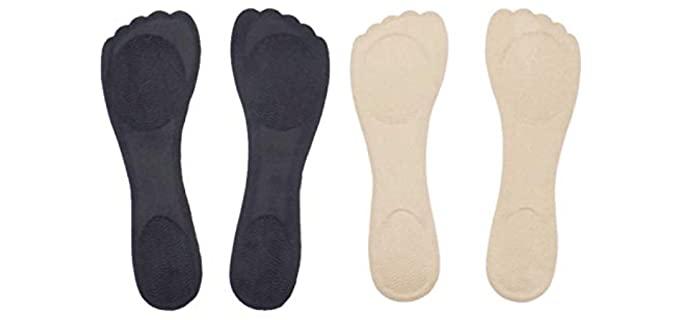 CaserBay Unisex Heel Support - Sandal Inserts