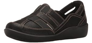 Clarks Women's Sillian Stork - Casual Sandals for Europe