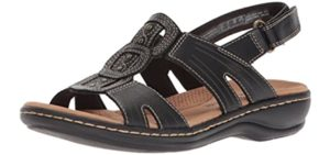 Clarks Women's Leisa Vine - Hip Pain Fancy Sandals