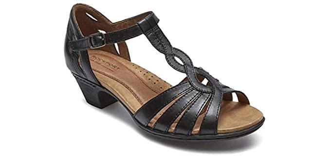 Cobb Hill Women's Abbott Curvy - Sandals