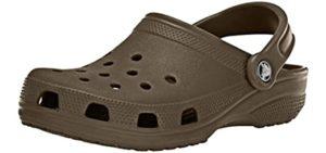 Crocs Men's Classic - Water Friendly Knee Pain Sandal