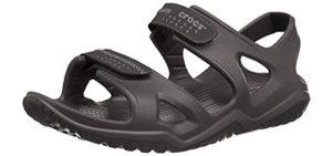 Crocs Men's Swiftwater - Minimalist Sandals