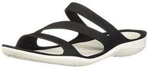 Crocs Women's Swiftwater - Minimalist Sandals