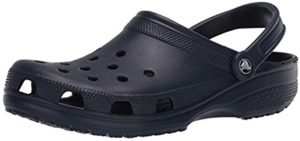 Crocs Men's Classic - Heel Spur Sport sandals