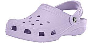 Crocs Women's Classic - Sandals for Cracked Heels