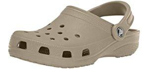 Crocs Women's Classic - Water Friendly Knee Pain Sandal