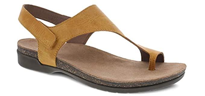 dansko Women's Reece - Toe Loop Sandal