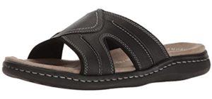 Dockers Men's Sunland - Slide Sandal for Knee Pain