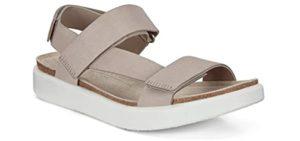 ECCO Women's Corksphere - Casual Sandals