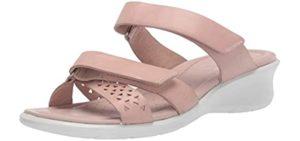 ECCO Women's Flowt Felicia - Slide Sandals