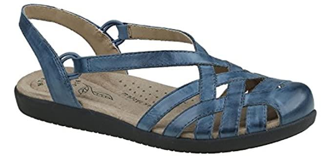 Earth Origins Women's Nellie - Clsode Toe Sandal