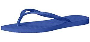 Havaianas Women's Slim - Zero drop Flip Flops