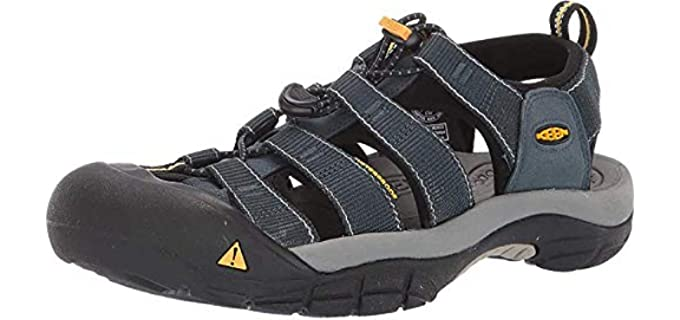 Keen Men's Newport H2 - Closed Toe Outdoor Sports Sandal