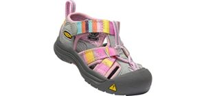 Keen Women's Venice H2 - Water Sandal for Toddlers