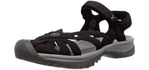 Keen Women's Rose - Comfortable Walking Sandals