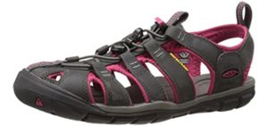 Keen Women's Clearwater CNX - Sandal for Hiking