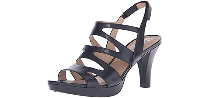Naturalizer Women's Pressley - Platform Dress Sandal